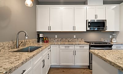 Kitchen, Hawarden Drive, 2