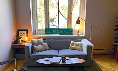 Living Room, 95 McCoppin St, 1