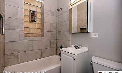 Bathroom, 1204 W Lexington St, 1