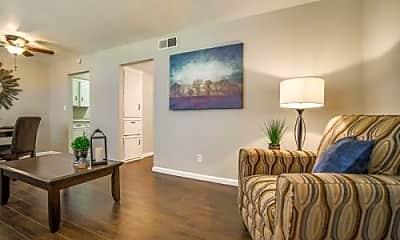 Living Room, 5656 Live Oak St 201, 1