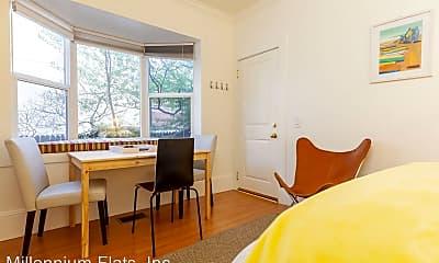 Bedroom, 521 Everett Ave, 1