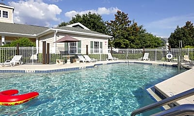 Pool, Brittany Bay Apartments, 0