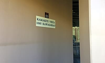 Kamakee Vista, 1