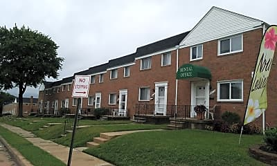 Parkside Gardens Town Houses, 0