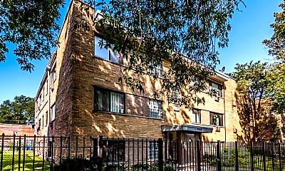 Building, 8342 S Ellis Ave, 0
