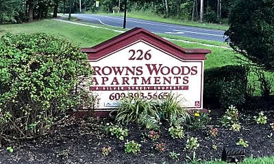 Browns Woods, 1