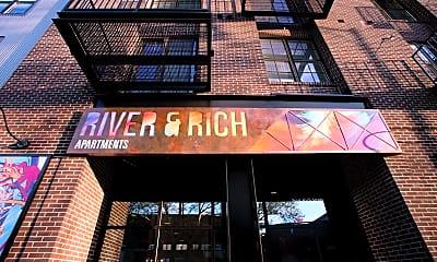 River & Rich, 2