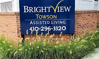 BRIGHTVIEW TOWSON, 1