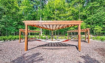 Playground, Colonial Village at Deerfield, 1