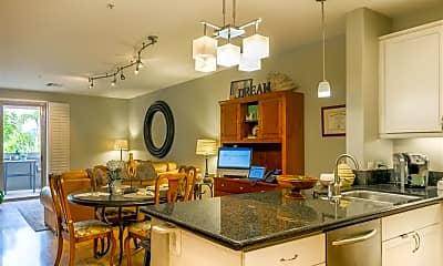 Kitchen, 3857 Pell Pl 202, 1