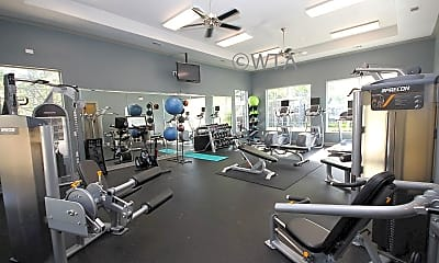 Fitness Weight Room, 8021 Fm 620 North, 2