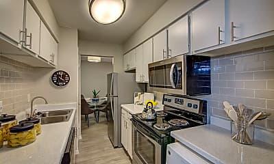 Kitchen, Wimbledon Apartments, 1