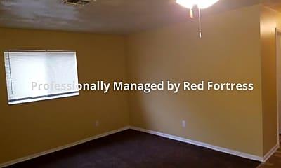 Bedroom, 3231 Broadway, 1