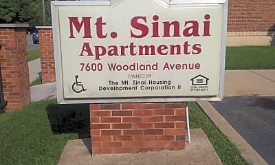 Mt Sinai Apartments, 1
