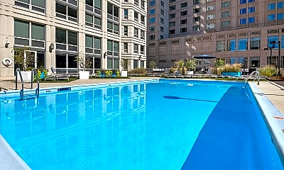 Pool, The Chicagoan, 1