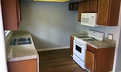 Kitchen, Santa Rosa Mountain Villas, 1