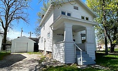 Building, 4608 Lafayette St, 0