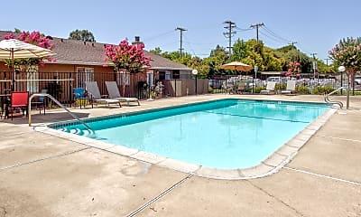 Pool, El Camino Place, 0
