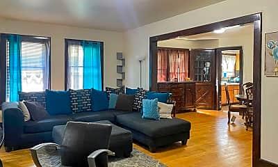 Living Room, 2875 N 48th St UPPER, 0