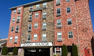 Legion Manor, 0