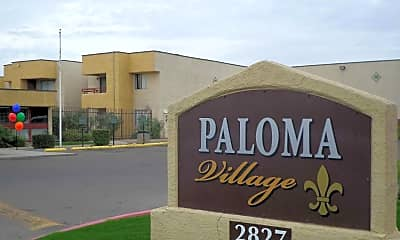 Paloma Village, 2
