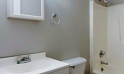 Bedroom, 1701 E 14th St, 2