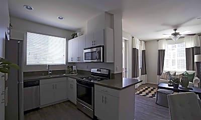 Kitchen, Paloma Apartment Homes, 1