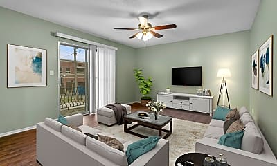 Living Room, 5601 W 58th St, 0