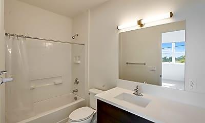 Bathroom, Paloma at Oakland Hills, 1