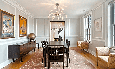 Living Room, 5335 N Magnolia Ave, 2