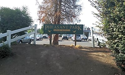 Pheasant Park Apartments, 1