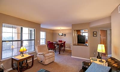 Living Room, 6651 N Campbell Ave 134, 1