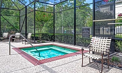 Pool, Arella Forest Active 62+ Senior Community, 2