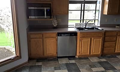Kitchen, 123 Willis Way, 1