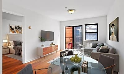 Living Room, 62 Rivington St, 1