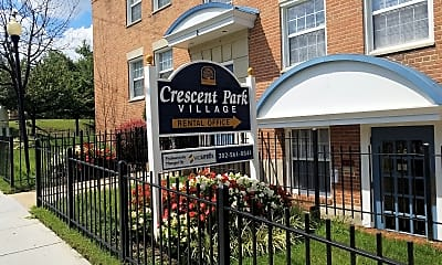 Crescent Park Village, 1