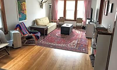 Living Room, 716 W 17th Pl, 0