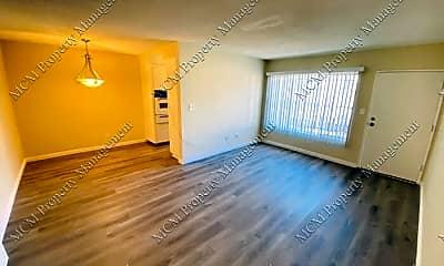 Living Room, 1230 N Mansfield Ave, 1