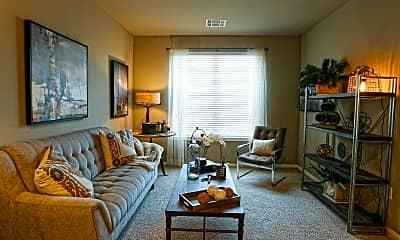 Living Room, Commons of Chapel Creek, 1