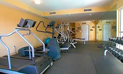 Fitness Weight Room, 1240 India St, 2