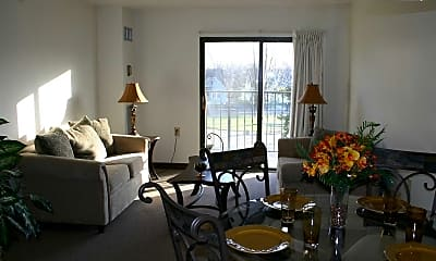Living Room, Towne Centre Place, 1