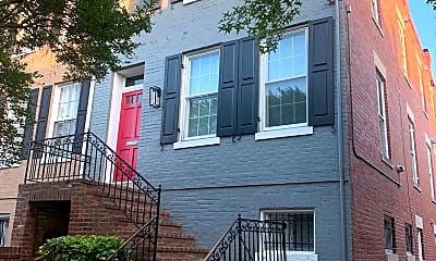 Building, 3422 R St NW, 0