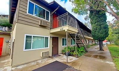 Building, 2101 Arnold Way, 2
