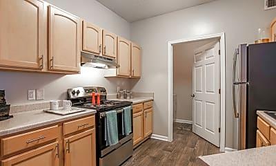 Kitchen, Peachtree Landing, 0