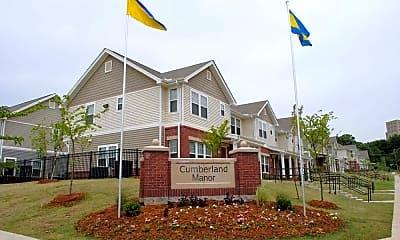 Cumberland Manor-Metropolitan Village, 0