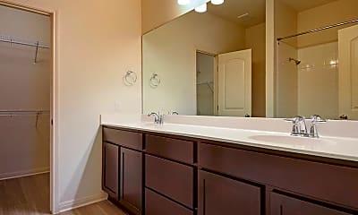 Bathroom, Double Eagle Townhomes, 2