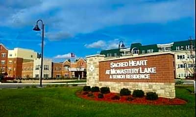 Sacred Heart at Monastery Lake - Seniors 55+, 0