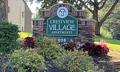 Crestview Village Apartment, 1