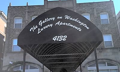 Gallery Apartments, 1