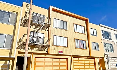Building, 2920 Taraval St, 0